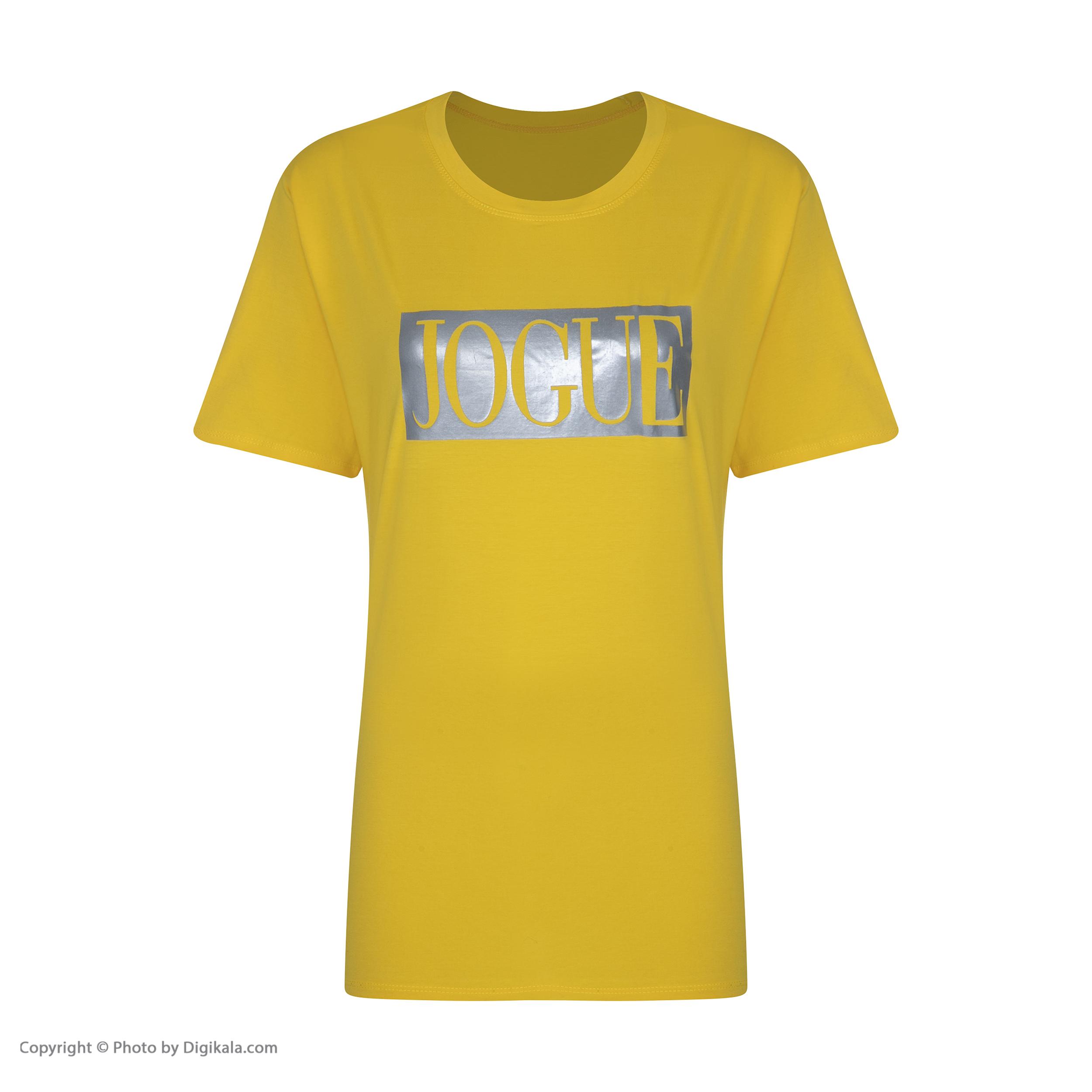 خرید                                      ست تی شرت و شلوار زنانه مدل 3243-1