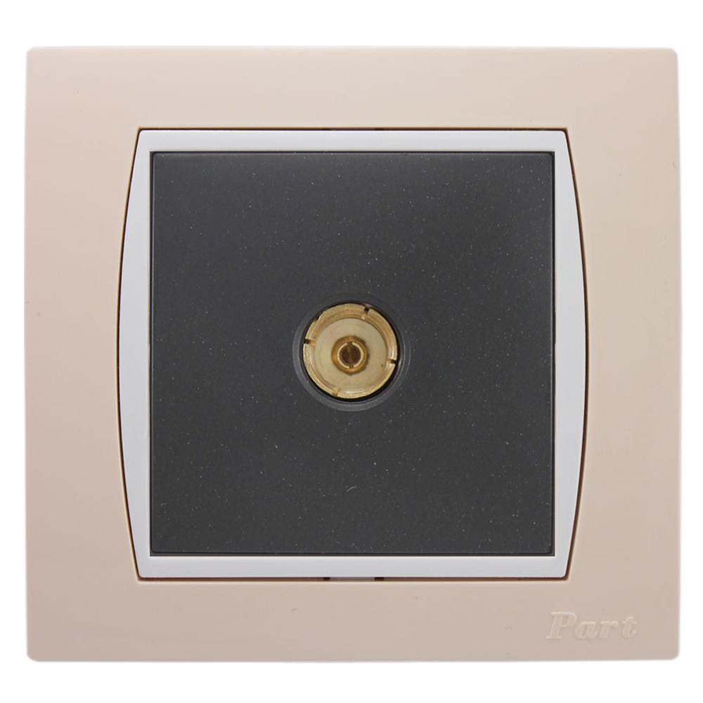 پریز آنتن پارت الکتریک مدل آذین  کد 5029B4025