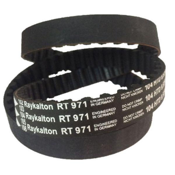 تسمه تایم ایساکو کد 00912 مناسب برای پژو206 تیپ 2