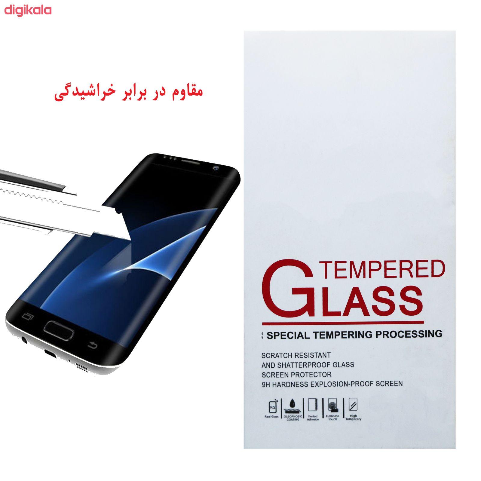 محافظ صفحه نمایش مدل MCRMCM-2 مناسب برای گوشی موبایل سامسونگ Galaxy A50 main 1 6