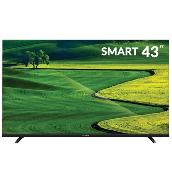تلویزیون ال ای دی هوشمند دوو مدل DSL-43K5700 سایز 43 اینچ