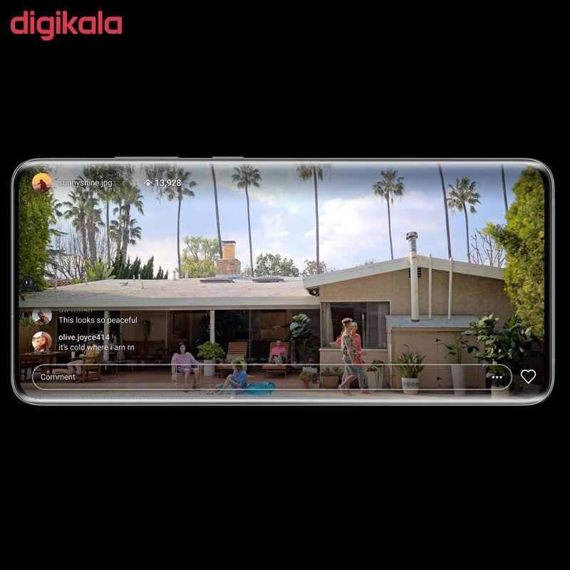 گوشی موبایل سامسونگ مدل  Galaxy S20 Ultra SM-G988B/DS دو سیم کارت ظرفیت 128 گیگابایت  main 1 13