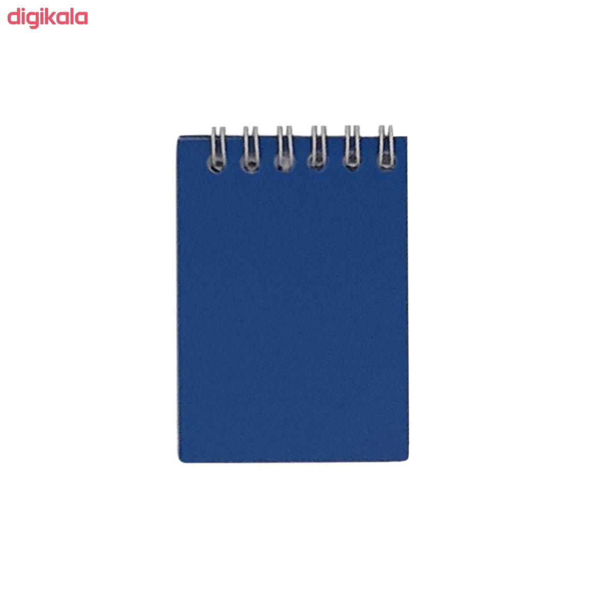 دفترچه یادداشت 60 برگ الماس مدل B-SD-T main 1 2