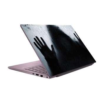استیکر لپ تاپ طرح ترسناک کد 01 مناسب برای لپ تاپ 15.6 اینچ