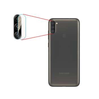 محافظ لنز دوربین مدل LP01mo مناسب برای گوشی موبایل سامسونگ Galaxy A11