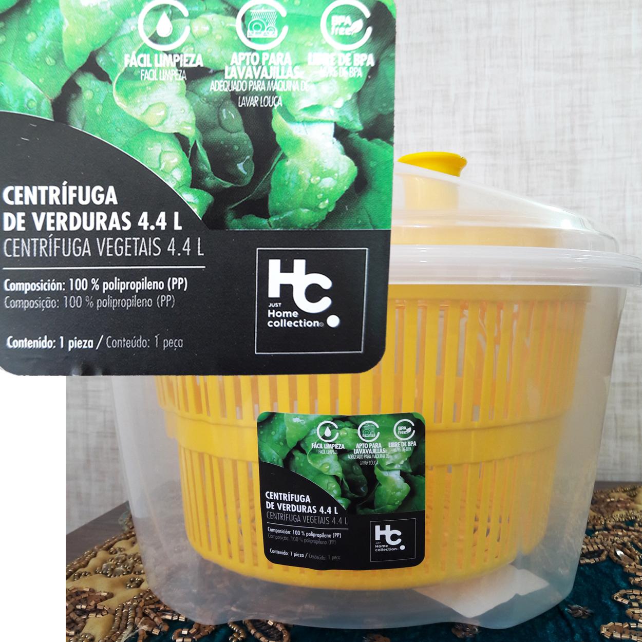 سبزی خشک کن هوم کالکشن مدل Verduras