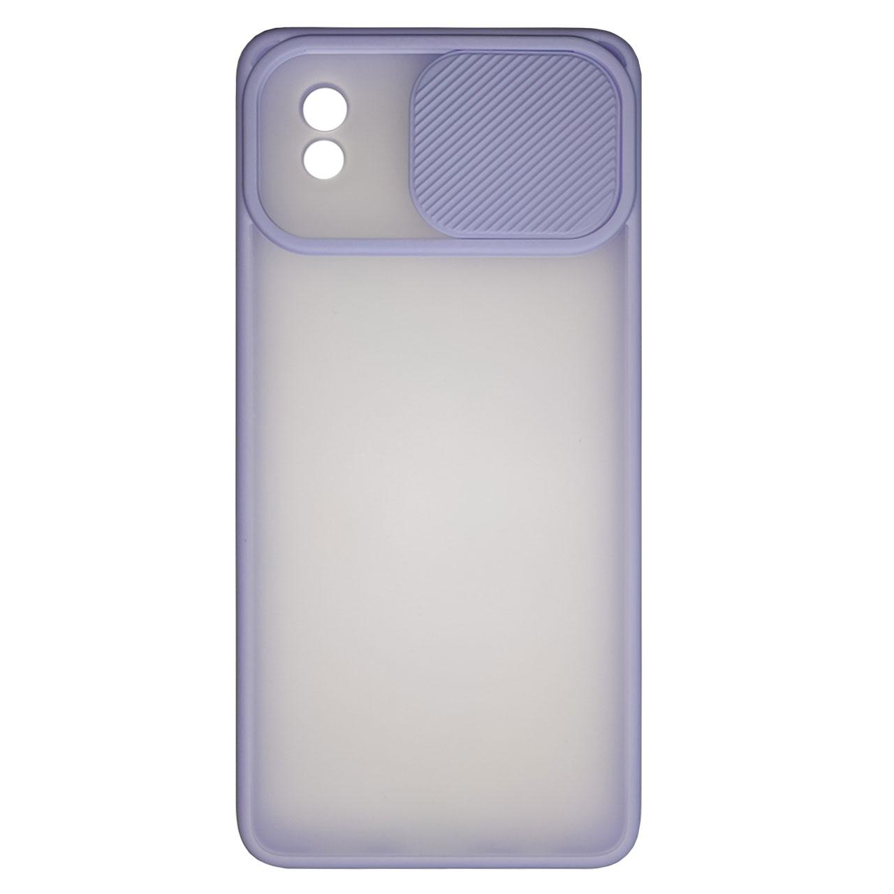 کاور مدل LNZ مناسب برای گوشی موبایل سامسونگ Galaxy A01 Core