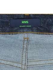 شلوار جین مردانه آر ان اس مدل 133033-59 -  - 5