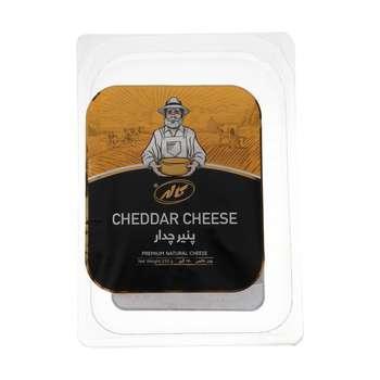 پنیر چدار ورقه ای کاله مقدار 250 گرم