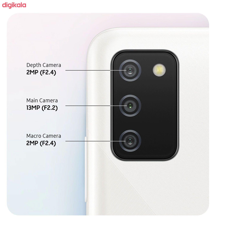 گوشی موبایل سامسونگ مدل Galaxy A02s SM-A025F/DS دو سیم کارت ظرفیت 32 گیگابایت main 1 6