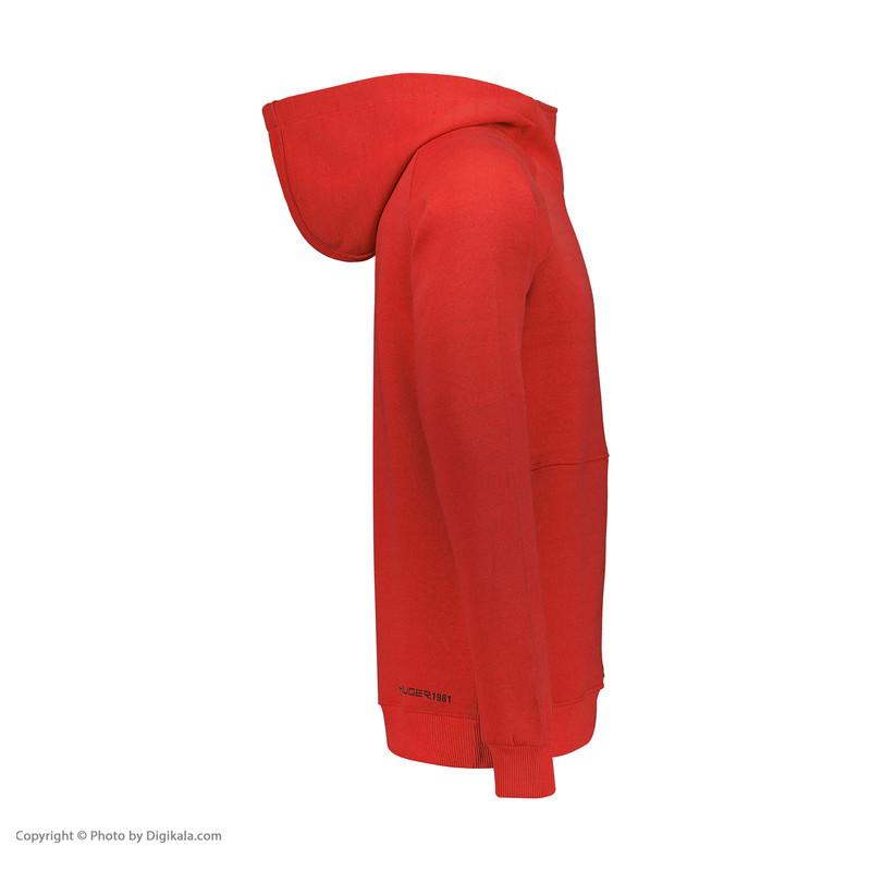 هودی ورزشی مردانه جامه پوش آرا مدل 72-4561289260