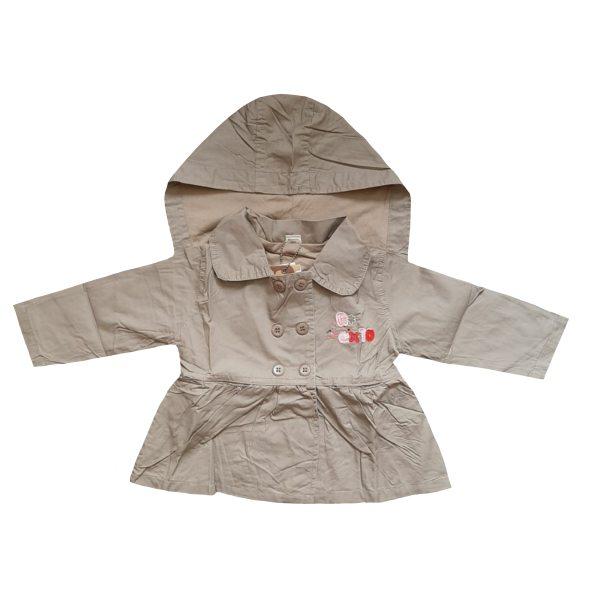 بارانی دخترانه کد SA101
