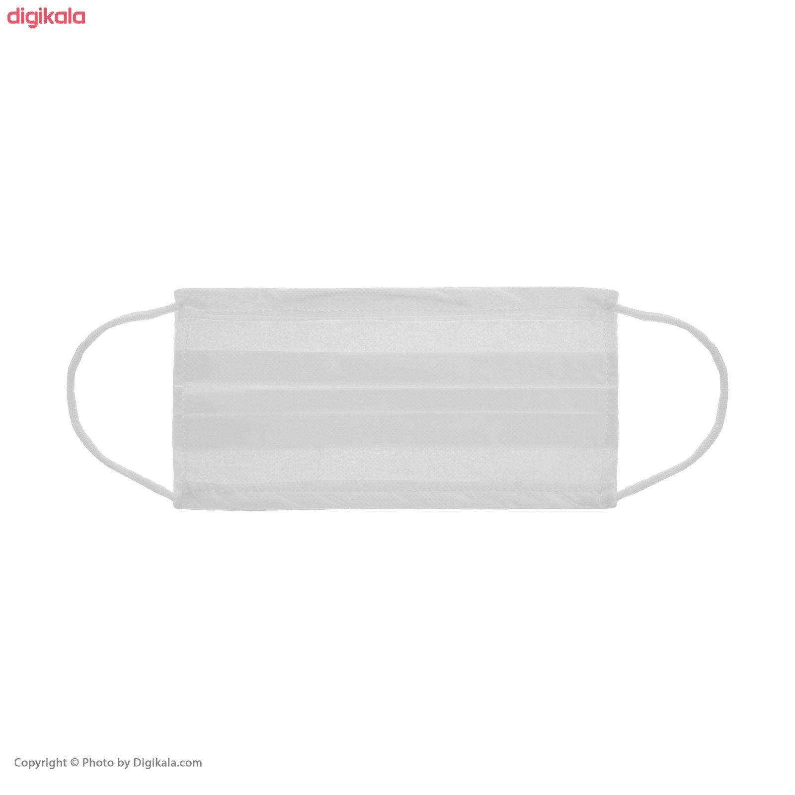 ماسک تنفسی مدل M01 بسته 10 عددی main 1 1