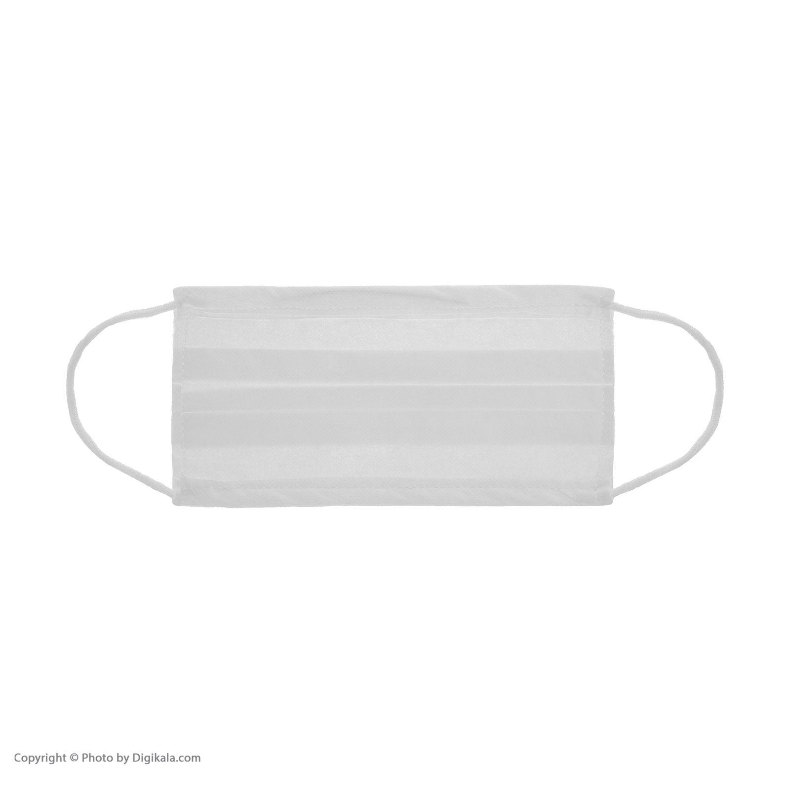 ماسک تنفسی مدل M03 بسته 50 عددی main 1 6