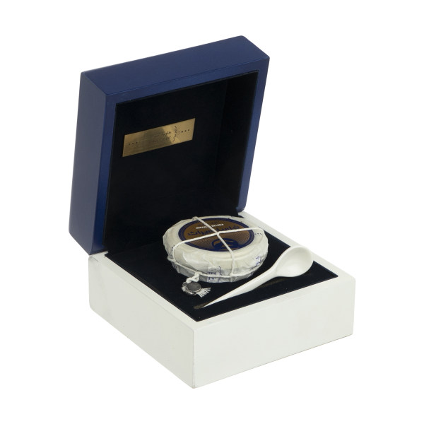 خاویار بلوگا امپریال میراث خاویار کاسپین ایرانیان - 50 گرم به همراه قاشق و جعبه