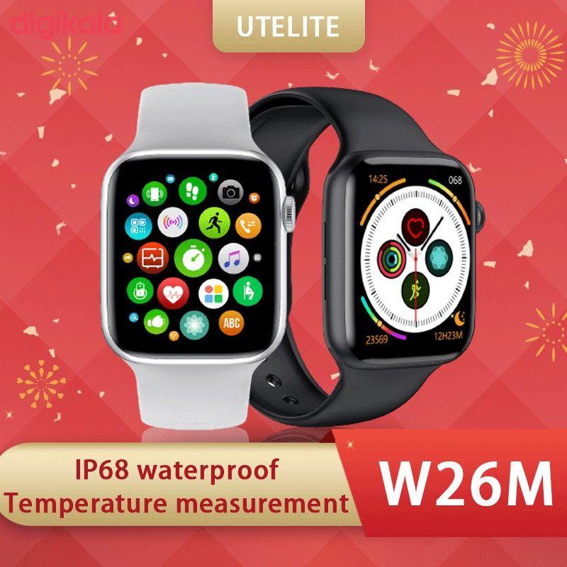 ساعت هوشمند مدل W26M main 1 2