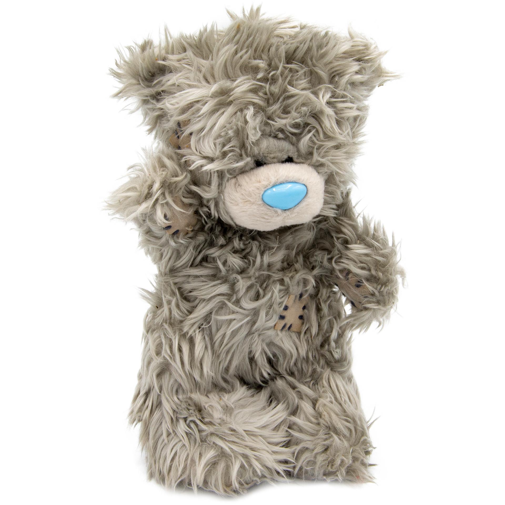 عروسک خرس می تو یو مدل BG11574 ارتفاع 17 سانتی متر