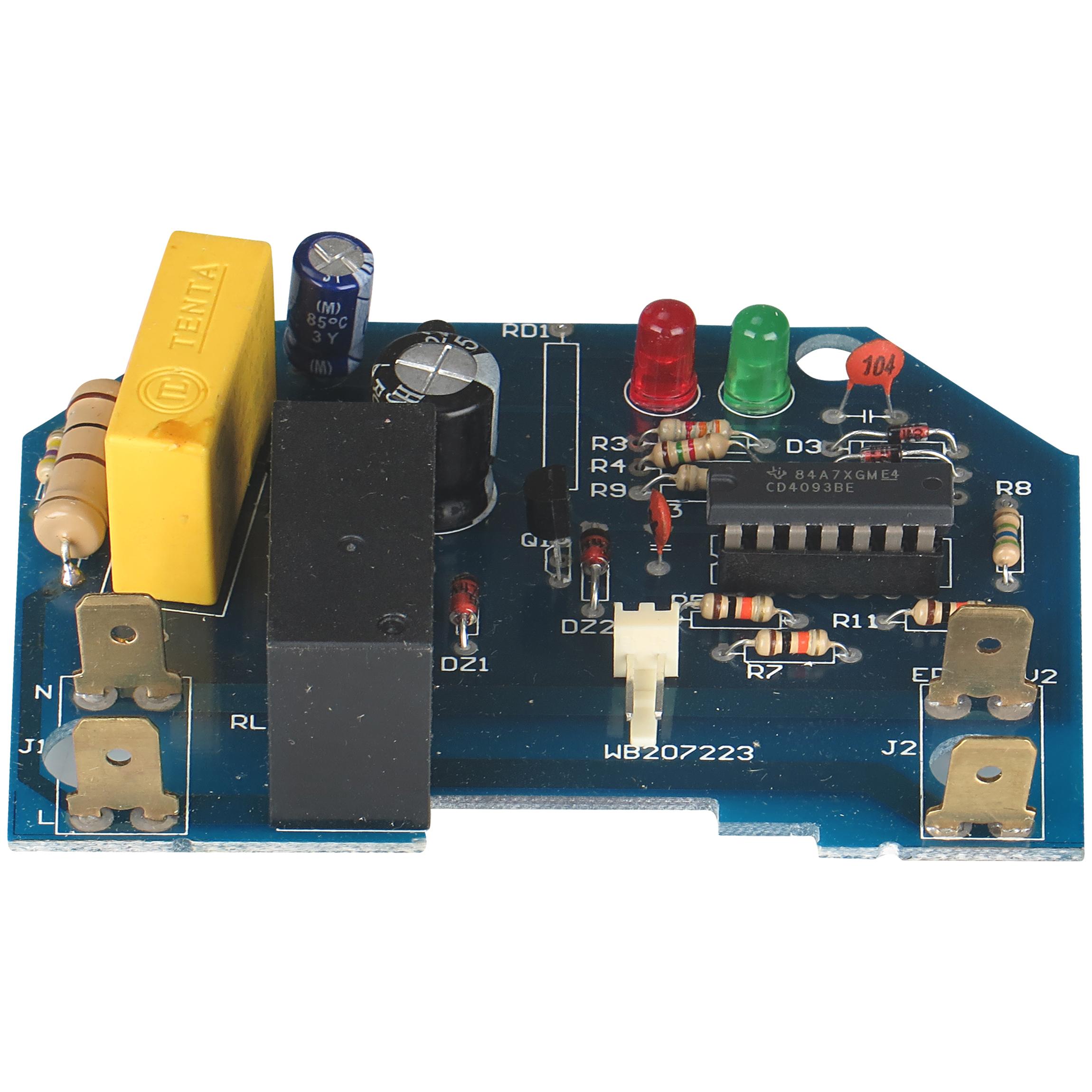 برد الکترونیکی ست کنترل مدل A20