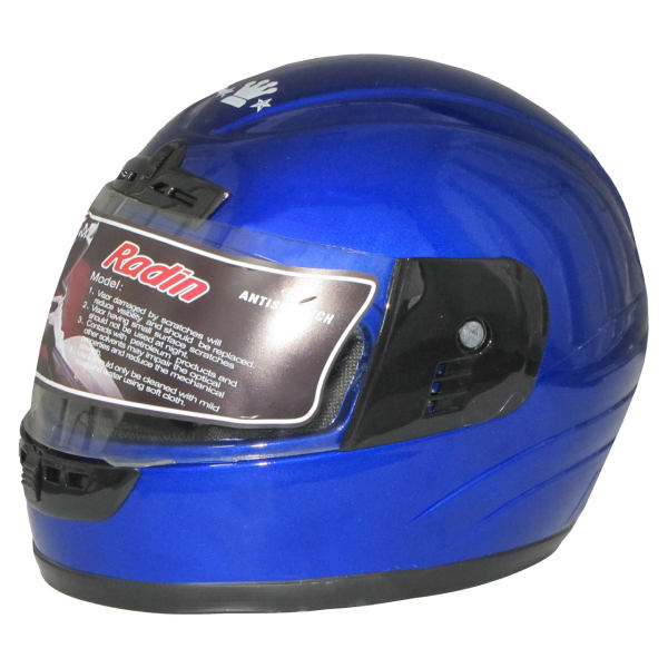 کلاه کاسکت رادین مدل 105_BLU