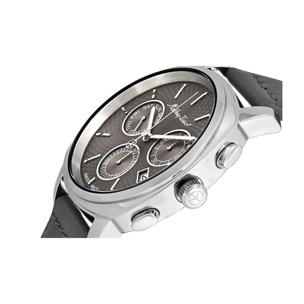 ساعت مچی عقربهای مردانه متی تیسوت مدل H6940CHAS