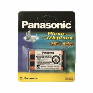 باتری تلفن بی سیم پاناسونیک مدل104 HHR-P
