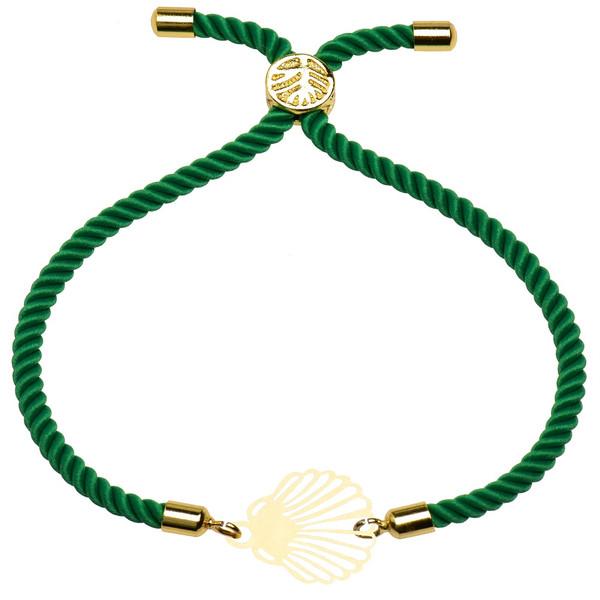 دستبند زنانه کرابو طرح صدف مدل kb1-57