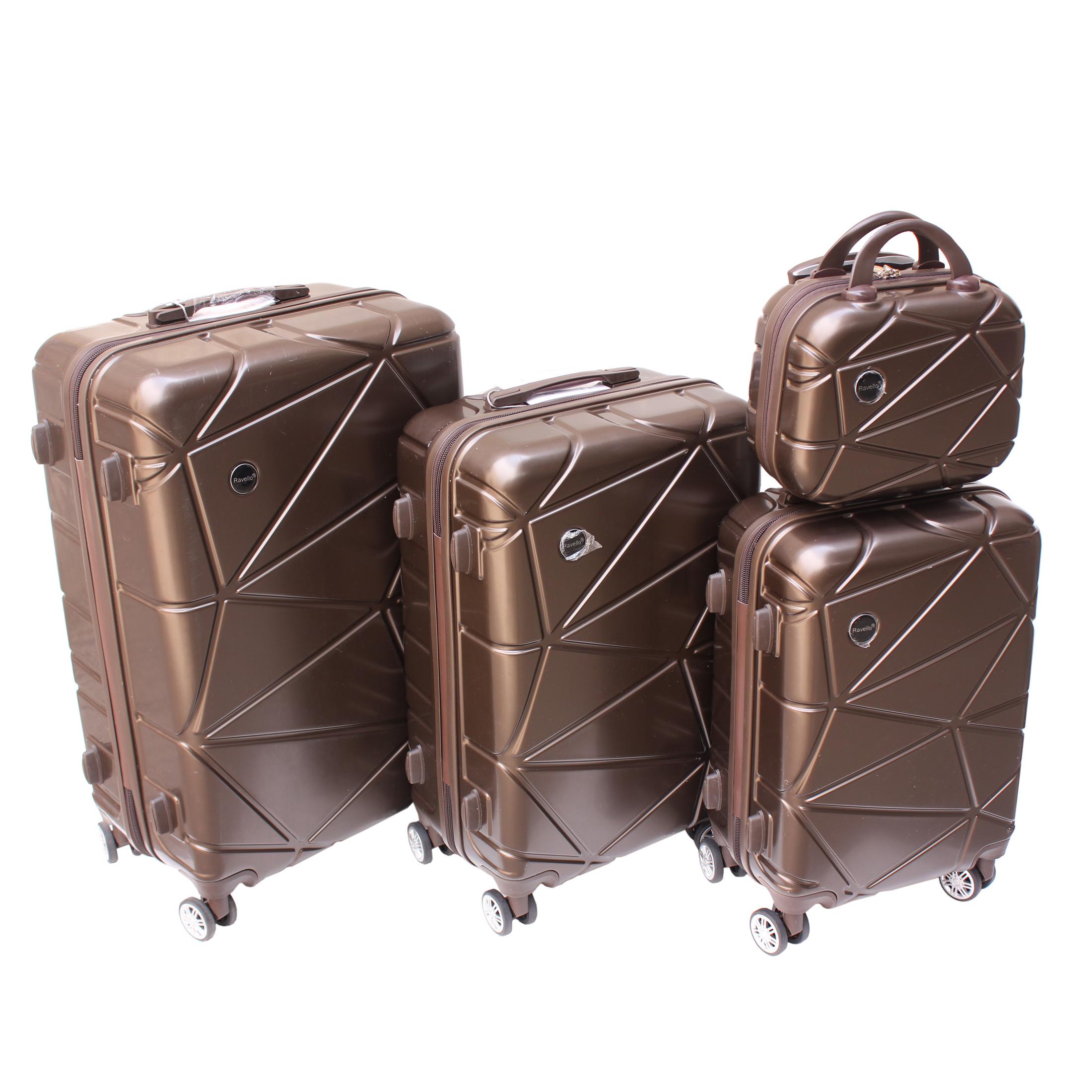 مجموعه 4 عددی چمدان راولوو کد 001