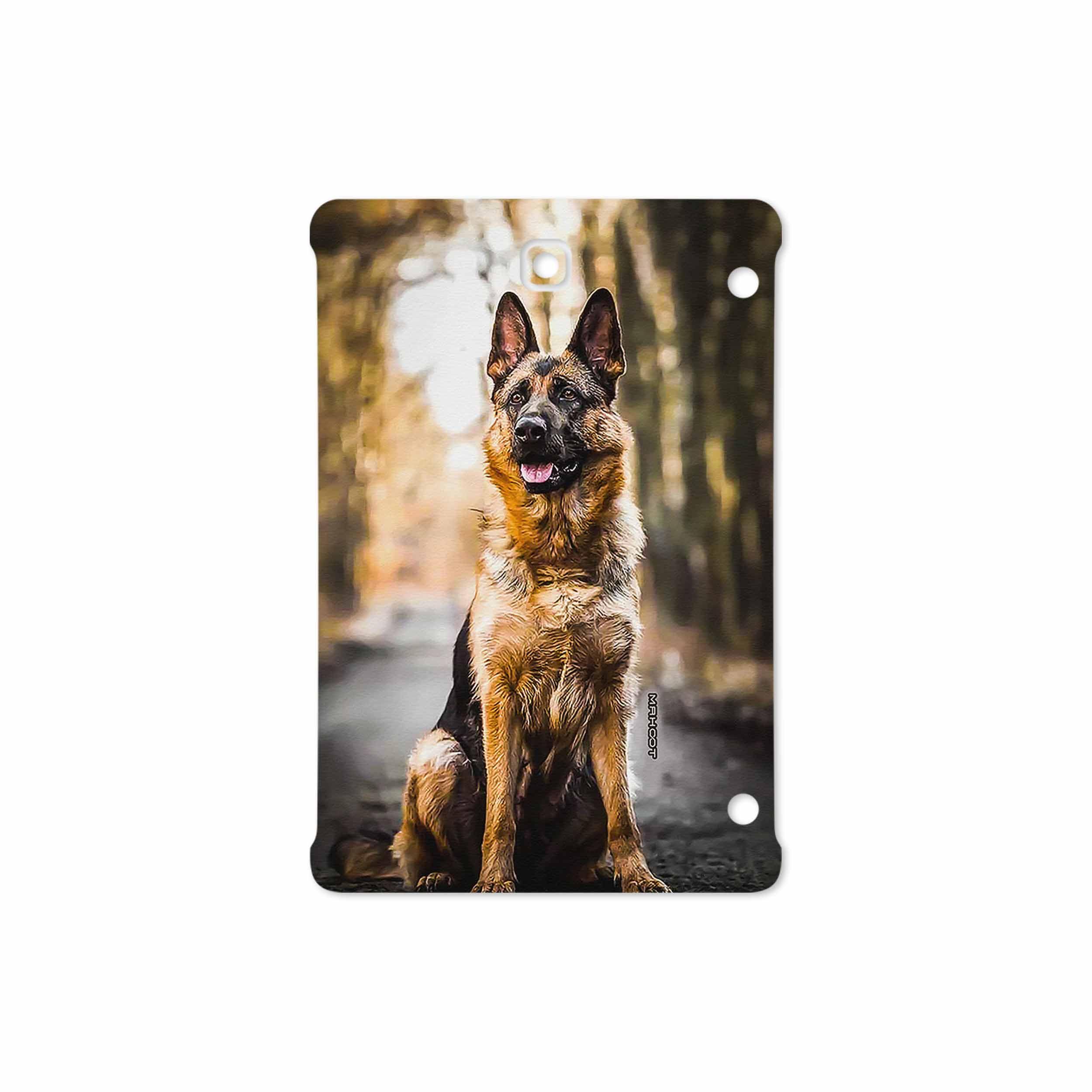 بررسی و خرید [با تخفیف]                                     برچسب پوششی ماهوت مدل Dog-1 مناسب برای تبلت سامسونگ Galaxy Tab S2 8.0 2016 T719N                             اورجینال