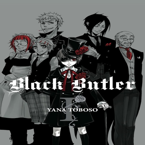 مجله Black Butler دسامبر 2013