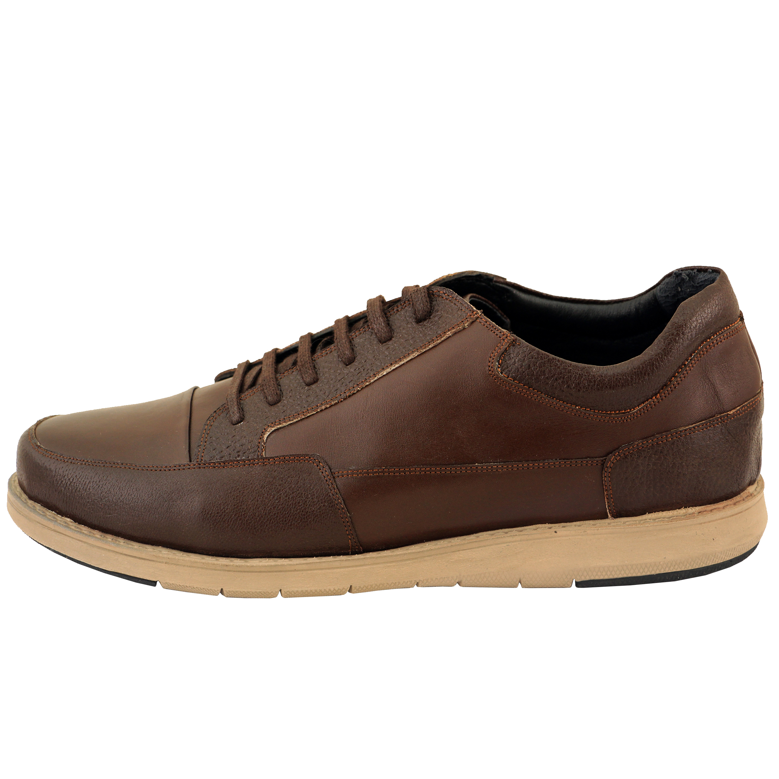 ADINCHARM leather men's casual shoes,DK103.qa Model