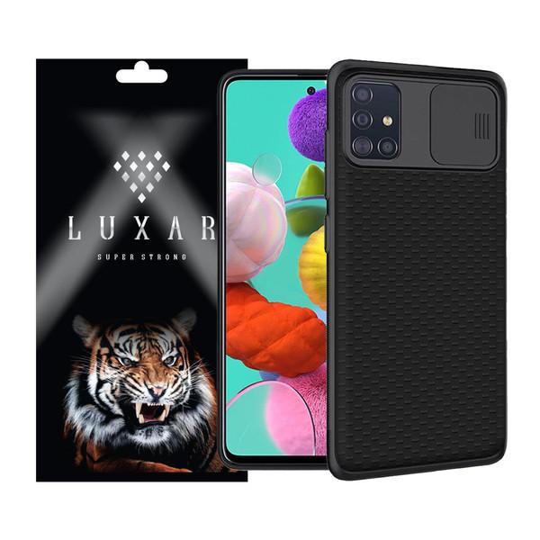 کاور لوکسار مدل LensPro-222 مناسب برای گوشی موبایل سامسونگ Galaxy A51
