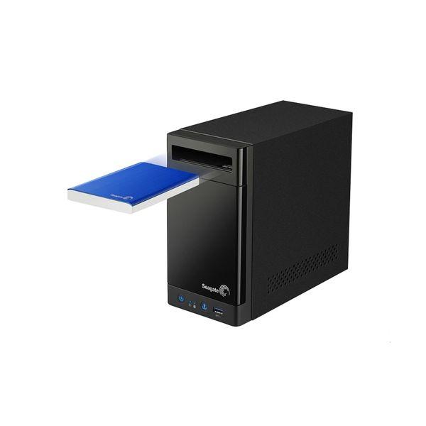 ذخیره ساز تحت شبکه 2Bay سیگیت مدل بیزینس استوریج ظرفیت 4 ترابایت