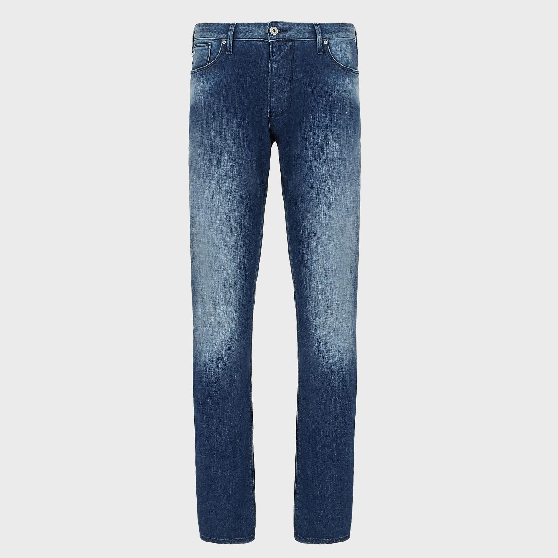 شلوار جین مردانه امپریو آرمانی مدل 3H1J061D4DZ-0941