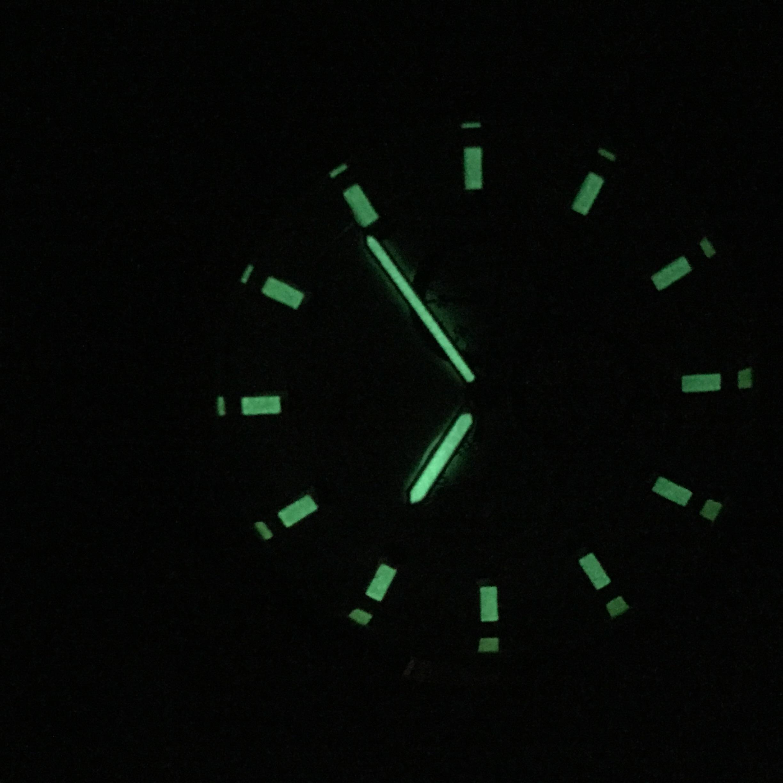 ساعت مچی عقربهای مردانه اوبلاک مدل 72697