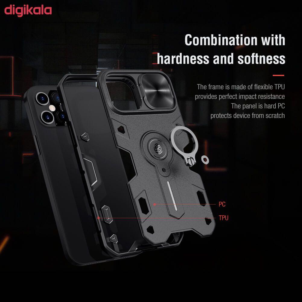 کاور نیلکین مدل CamShield Armor مناسب برای گوشی موبایل اپل iPhone 12 Pro Max main 1 3