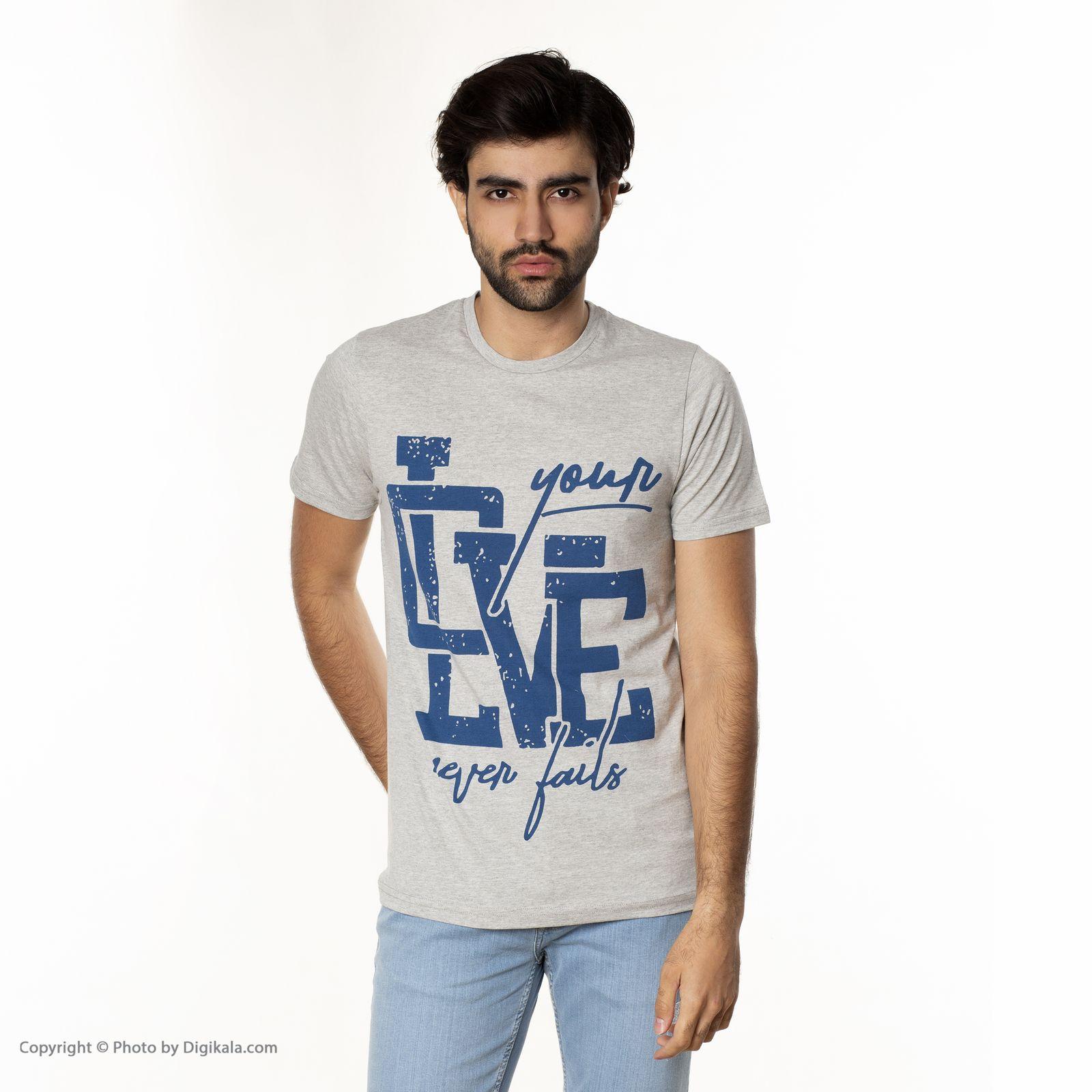 تیشرت مردانه آر اِن اِس مدل 12020956-93 -  - 10