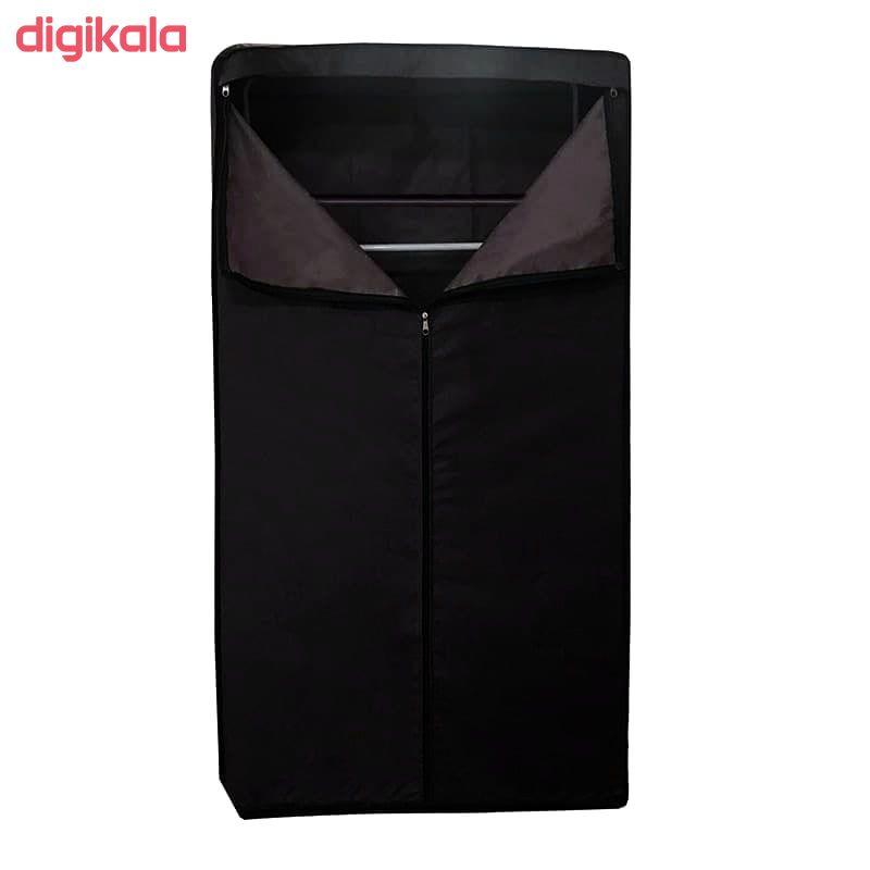 کمد لباس کارخانه تولیدی صنعتی ابتکار مدل ترنج main 1 3