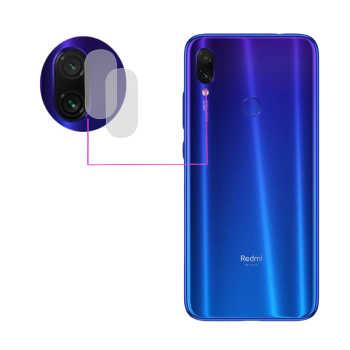 محافظ لنز دوربین مدل LTP مناسب برای گوشی موبایل شیائومی Redmi Note 7 بسته دو عددی