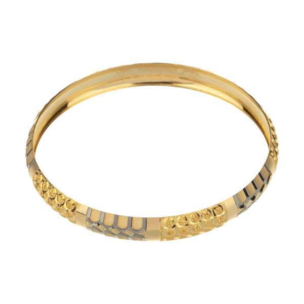 النگو طلا 18 عیار گالری یارطلا کد AL52-G-0