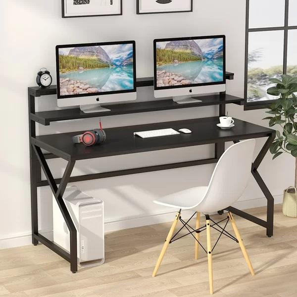 میز کامپیوتر مدل گل یاس 160000