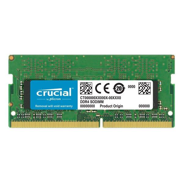 رم DDR4 تک کاناله 2666 مگاهرتز CL19 کروشیال مدل CB4GS2666 ظرفیت 4 گیگابایت