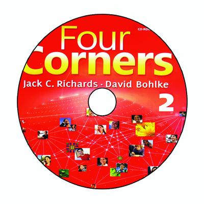 کتاب Four Corners 2  اثر Jack C. Richards.David Bohlke انتشارات الوند پویان