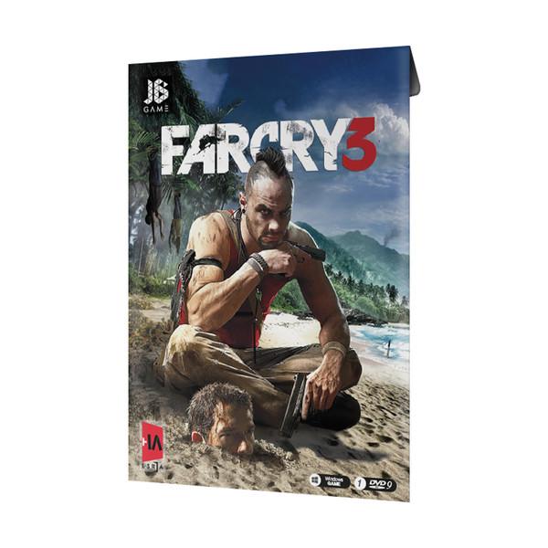 بازی FarCry 3 مخصوص PC نشر جی بی تیم