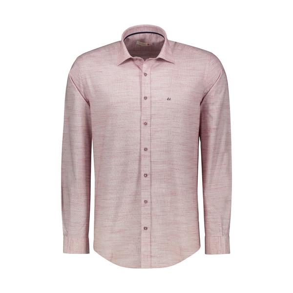 پیراهن آستین بلند مردانه ال سی من مدل 02171076-045
