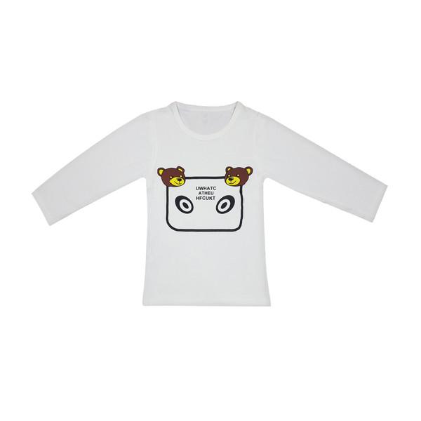 تیشرت بچگانه مدل خرس کد ۲۳۳
