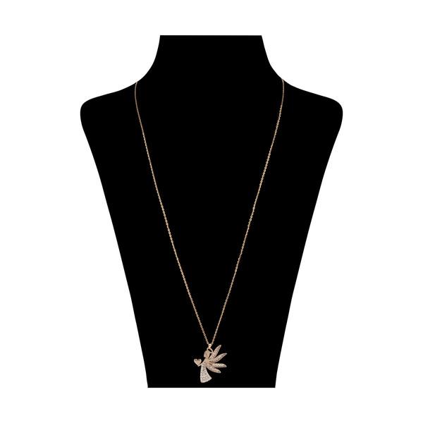 گردنبند طلا 18 عیار زنانه مایا ماهک مدل MM1300