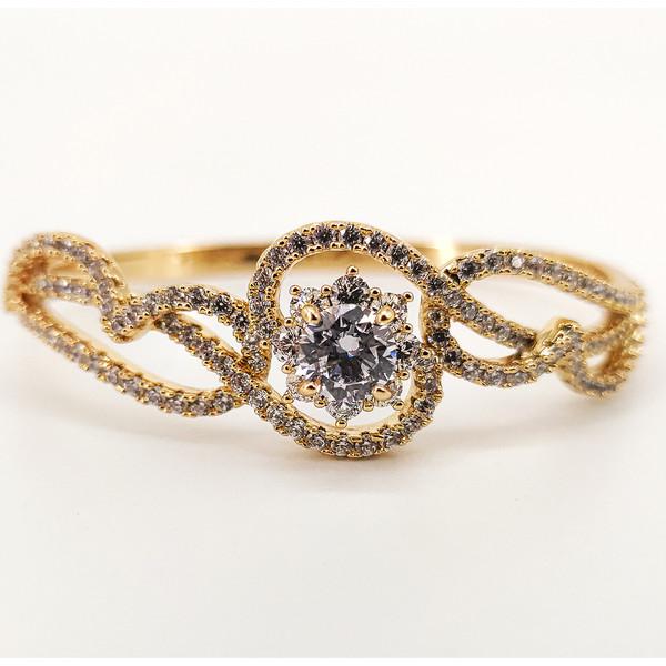 دستبند زنانه ژوپینگ مدل ستاره