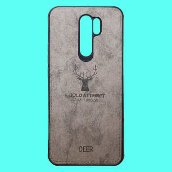 کاور مدل CO812 طرح گوزن مناسب برای گوشی موبایل شیائومی Redmi 9 / Redmi 9 Prime