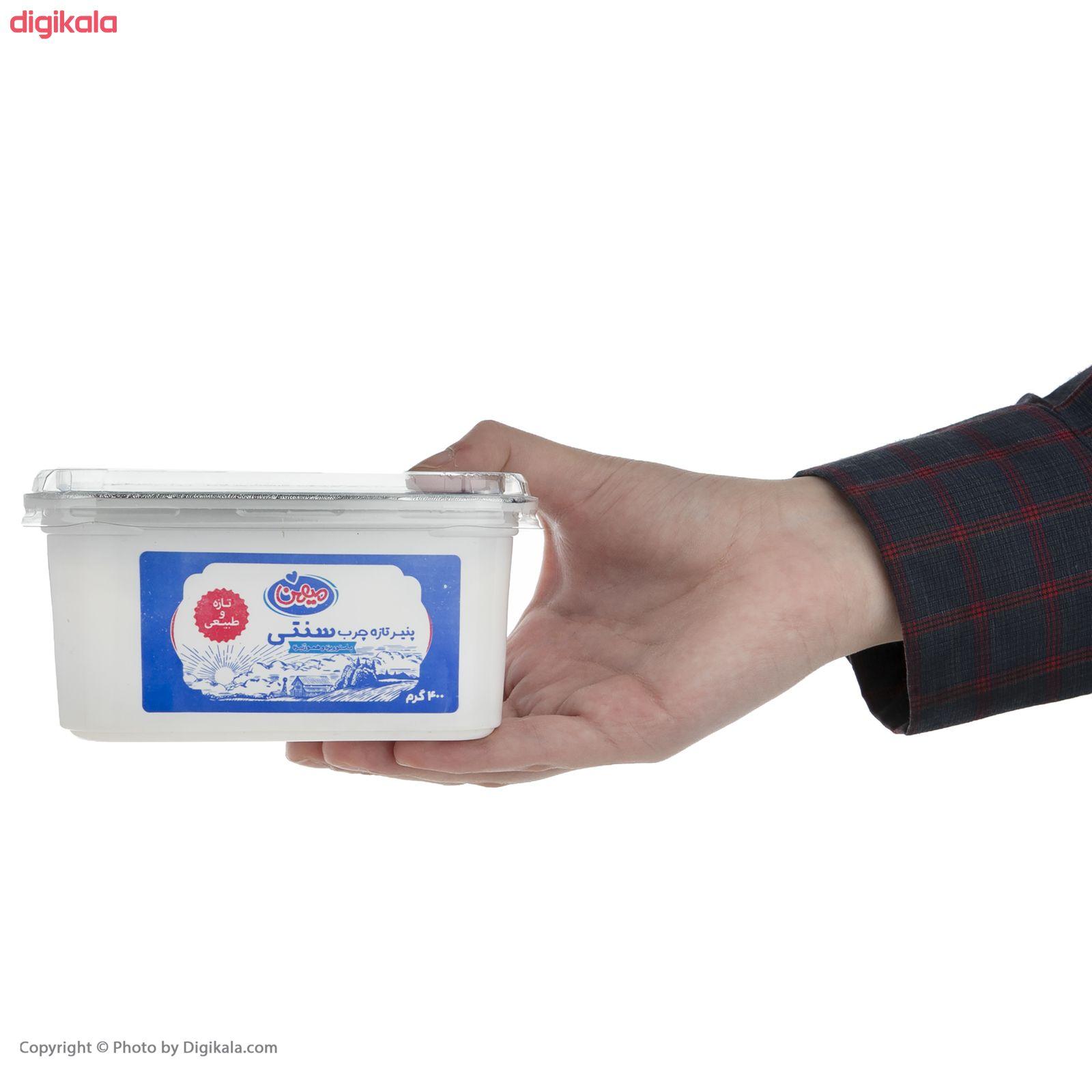 پنیر سنتی میهن - 400 گرم  main 1 2