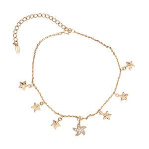 پابند طلا 18 عیار زنانه مایا ماهک مدل MA0136